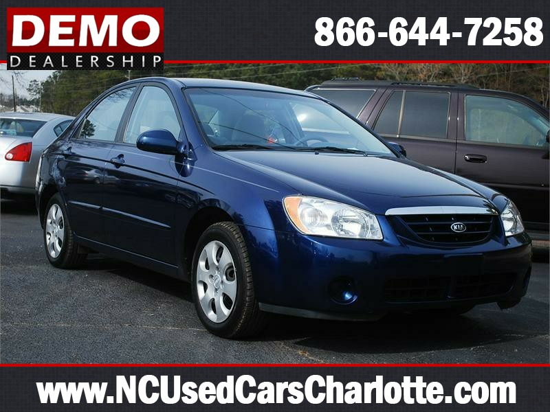 2006 KIA NEW SPECTRA LX for sale by dealer