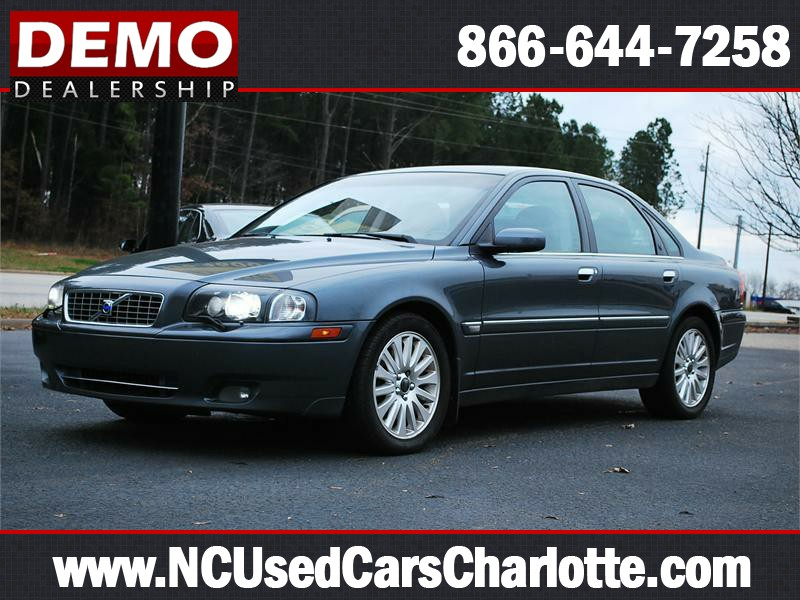2004 VOLVO S80 T6/T6 ELITE for sale by dealer