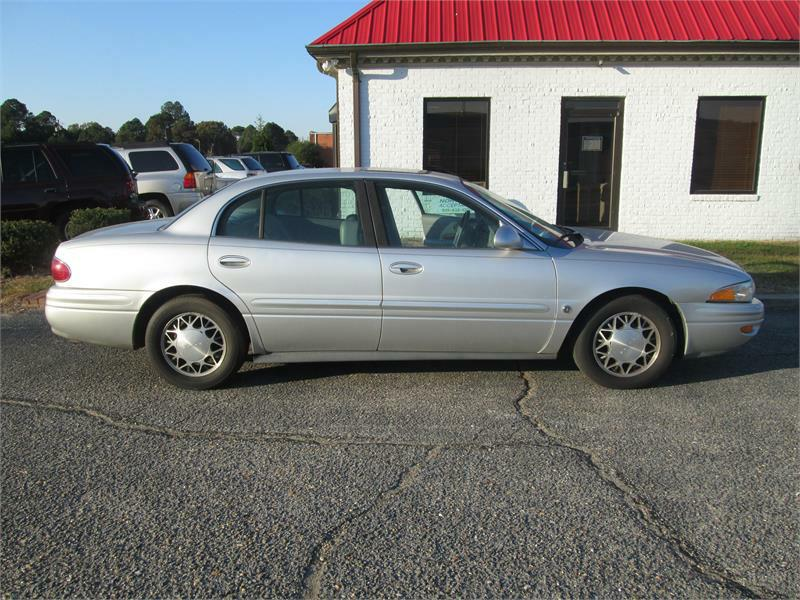 Doug Henry Preowned Goldsboro Nc >> 2003 BUICK LESABRE LIMITED for sale in Goldsboro