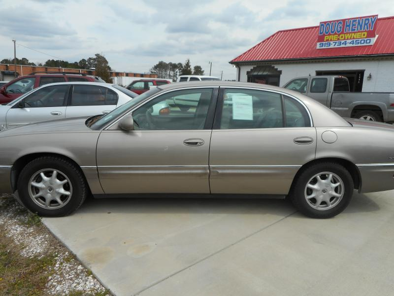 2003 BUICK PARK AVENUE for sale by dealer