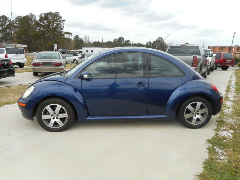 Doug Henry Preowned Goldsboro Nc >> Used 2006 VOLKSWAGEN NEW BEETLE 2.5L for sale in Goldsboro