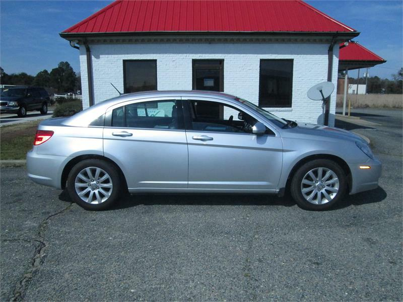2010 CHRYSLER SEBRING LIMITED for sale by dealer