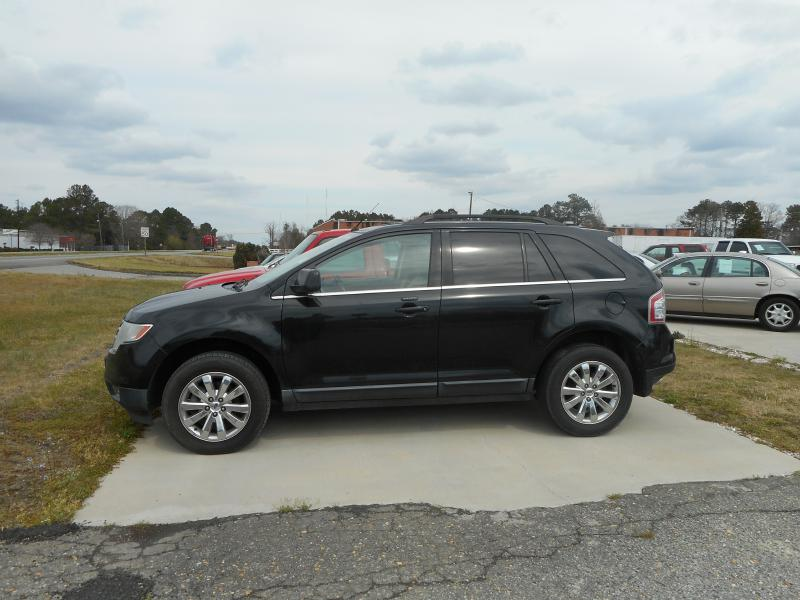 2010 FORD EDGE LIMITED for sale by dealer