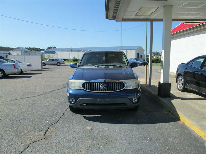 Doug Henry Preowned Goldsboro Nc >> 2006 BUICK RAINIER CXL for sale in Goldsboro