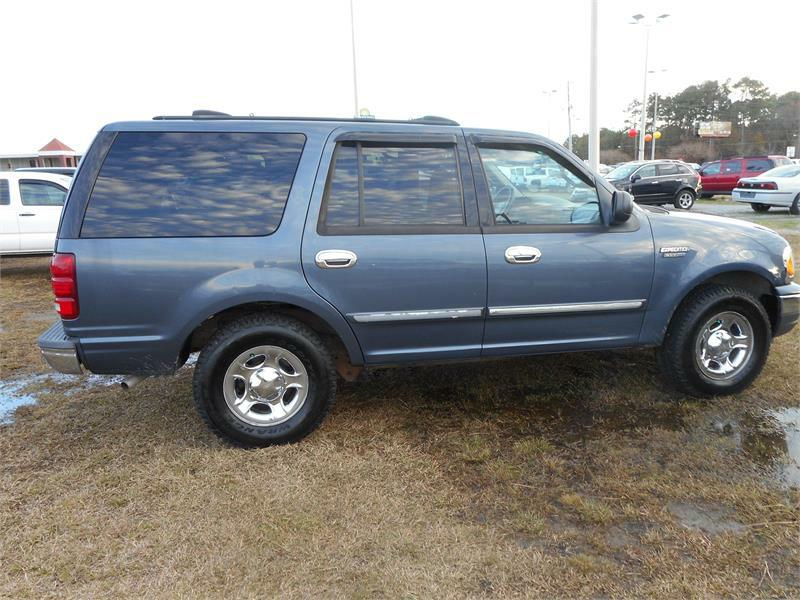2000 FORD EXPEDITION XLT for sale by dealer
