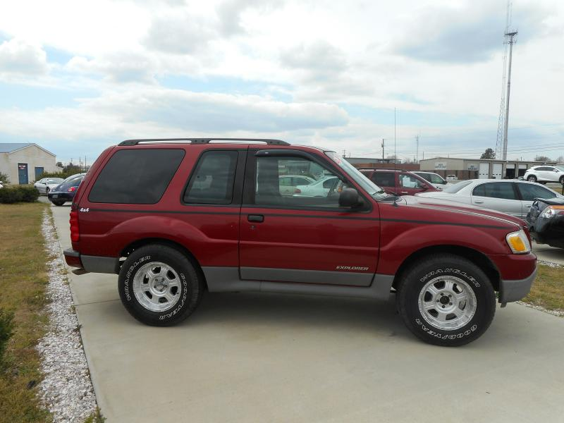 2001 FORD EXPLORER SPORT for sale by dealer