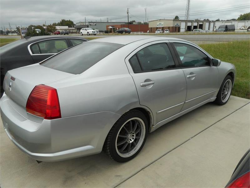 2004 MITSUBISHI GALANT ES HIGH for sale by dealer