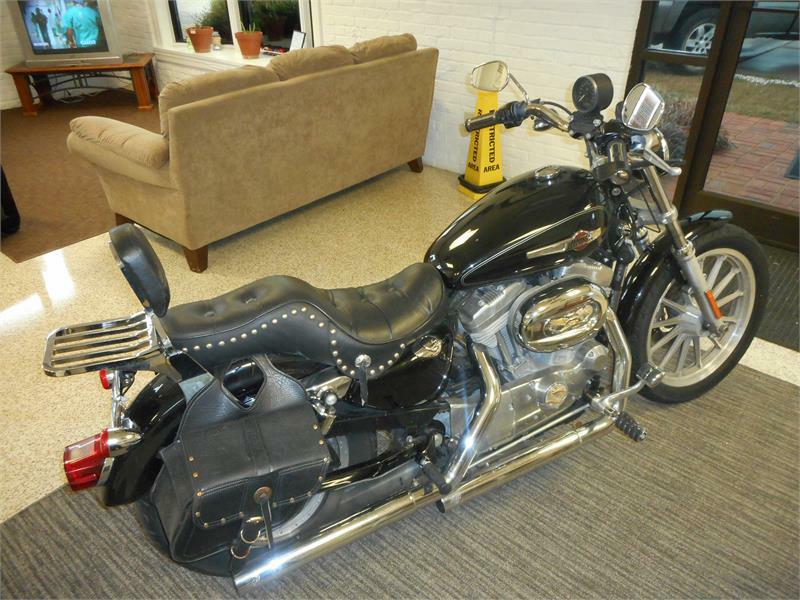2008 HARLEY 883 SPORSTER MC for sale by dealer