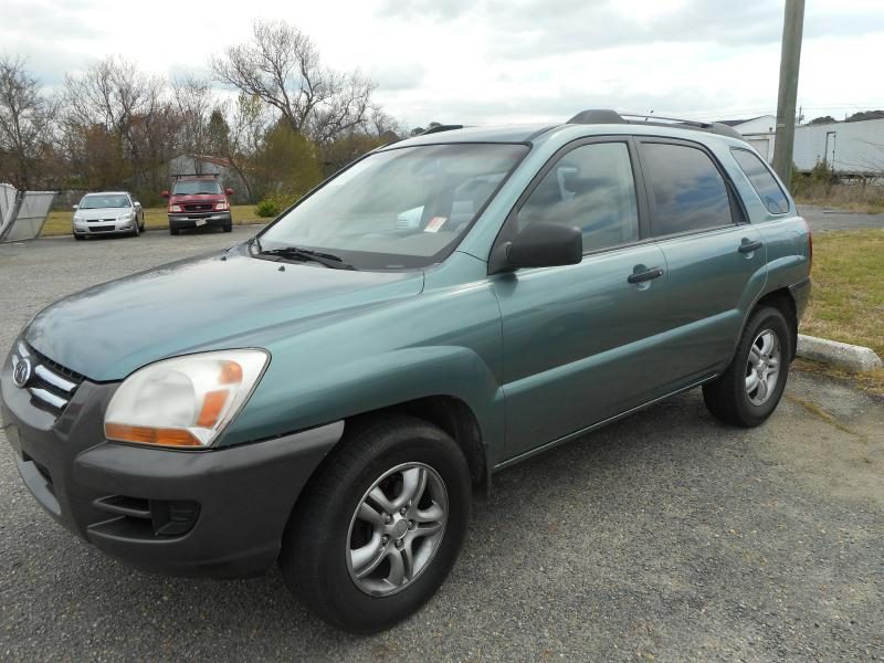2006 KIA NEW SPORTAGE for sale!
