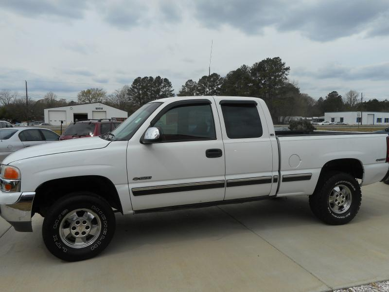 2002 CHEVROLET SILVERADO 1500 LS for sale by dealer