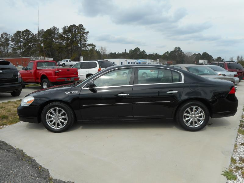 2011 BUICK LUCERNE CXL for sale by dealer