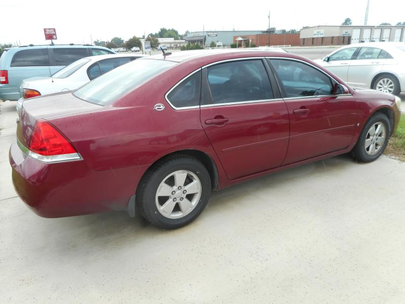 2006 CHEVROLET IMPALA LT for sale by dealer