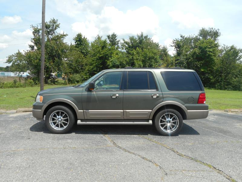 2004 FORD EXPEDITION EDDIE BAUER for sale!