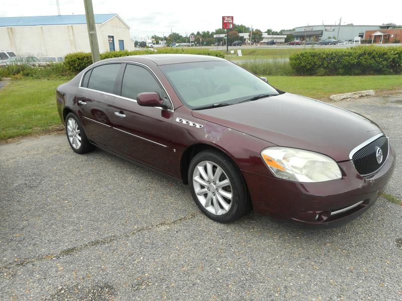 2006 BUICK LUCERNE CXS for sale by dealer