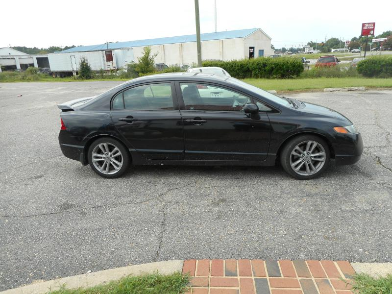 2007 HONDA CIVIC SI for sale by dealer