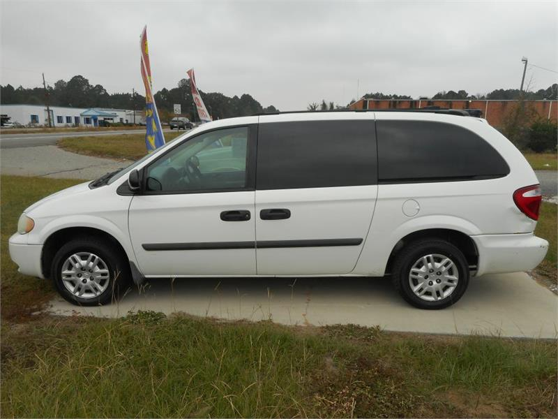 2005 DODGE GRAND CARAVAN SE for sale by dealer