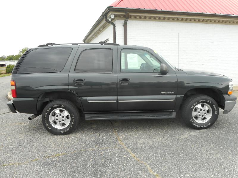 2003 CHEVROLET TAHOE 1500 for sale by dealer