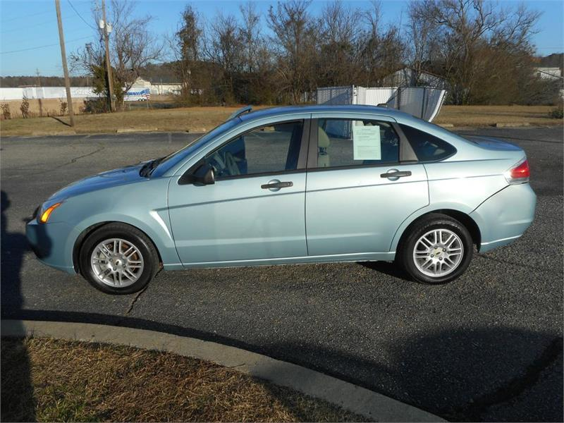 2009 FORD FOCUS SE for sale by dealer