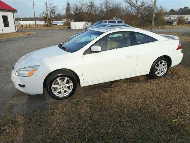 2003 HONDA ACCORD EX for sale by dealer