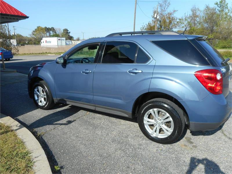 2011 CHEVROLET EQUINOX LT for sale by dealer