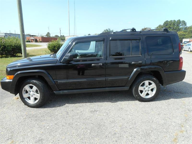 2006 JEEP COMMANDER for sale by dealer
