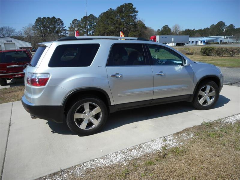 2011 GMC ACADIA SLT-1 for sale by dealer