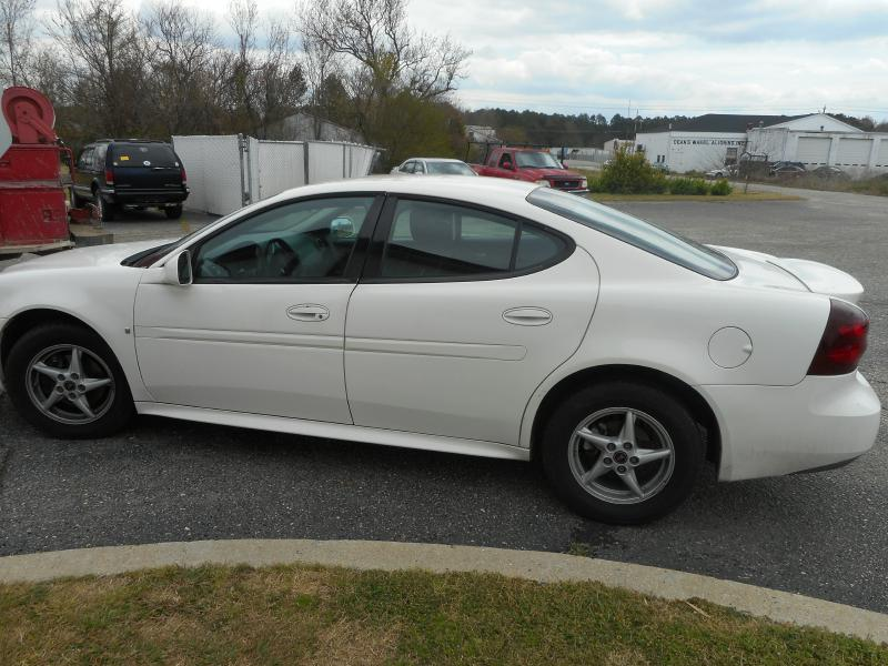 Doug Henry Preowned Goldsboro Nc >> 2008 PONTIAC GRAND PRIX for sale in Goldsboro