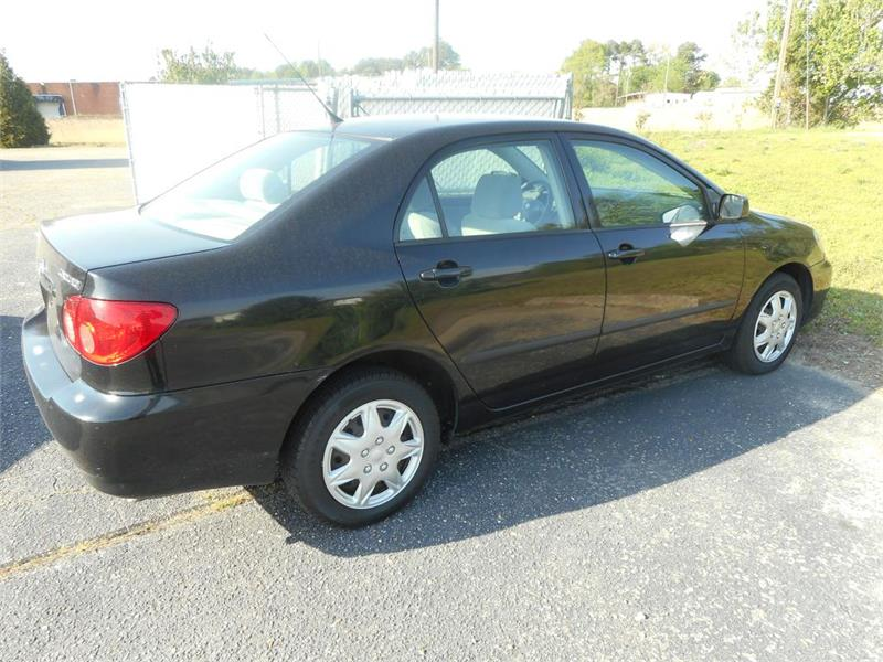 2007 TOYOTA COROLLA CE for sale by dealer