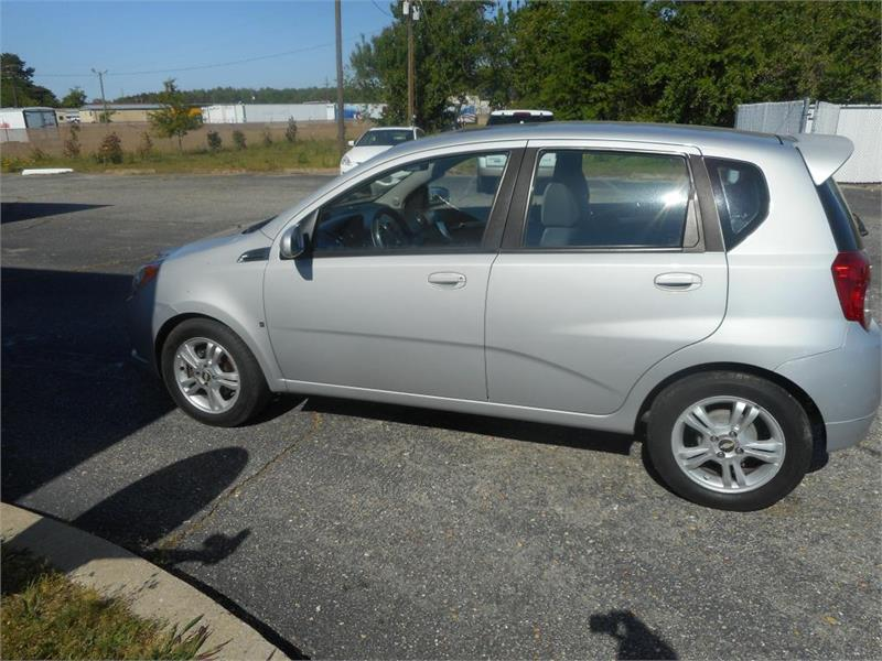 2009 CHEVROLET AVEO LT for sale by dealer