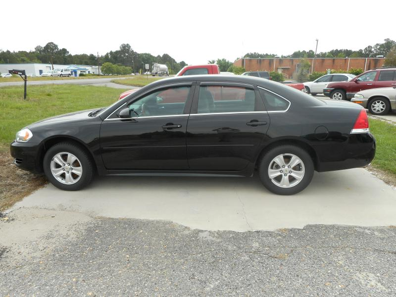 2012 CHEVROLET IMPALA LS for sale by dealer