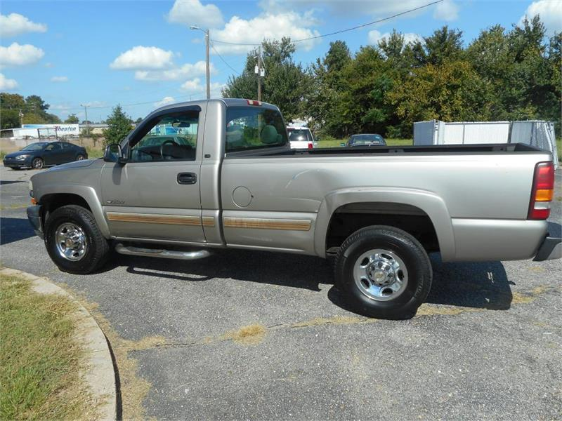 2001 CHEVROLET SILVERADO 2500 for sale by dealer