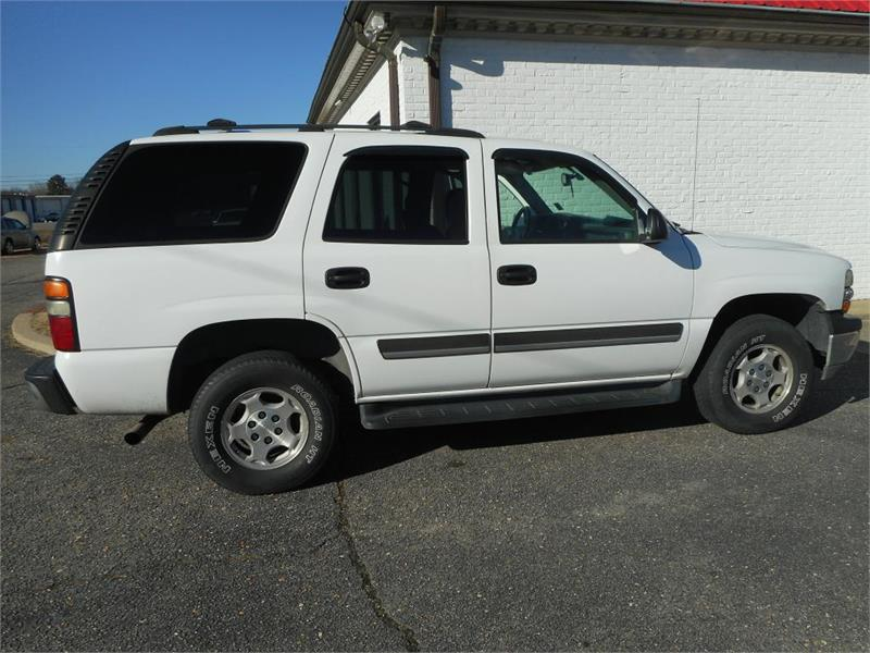 2005 CHEVROLET TAHOE 1500 for sale by dealer