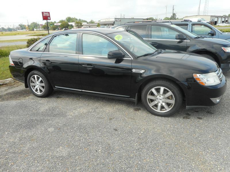 2008 FORD TAURUS SEL for sale by dealer