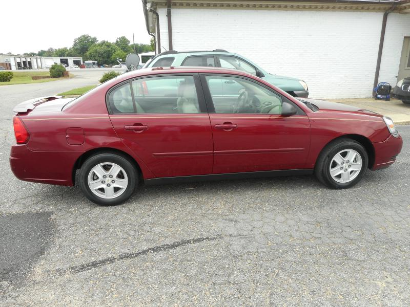 2005 CHEVROLET MALIBU LS for sale by dealer