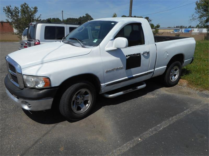 2005 DODGE RAM 1500 ST for sale by dealer