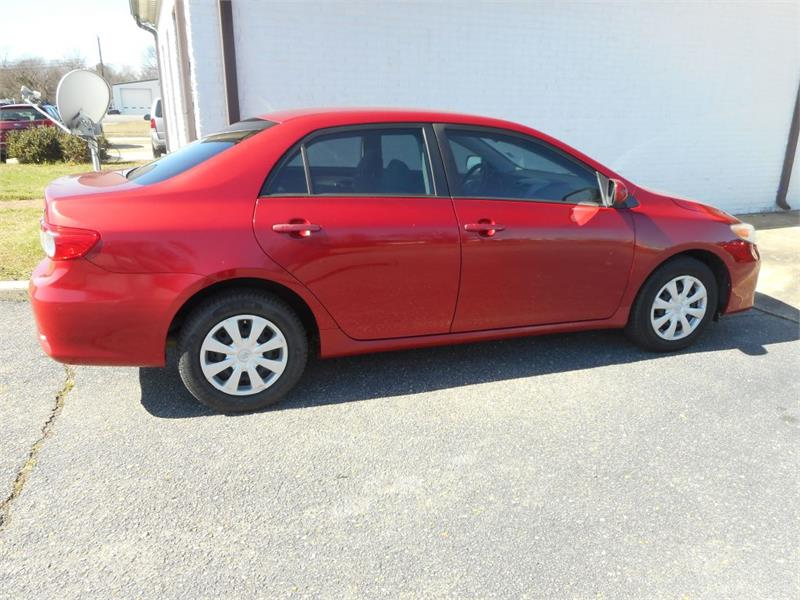 2011 TOYOTA COROLLA BASE for sale by dealer