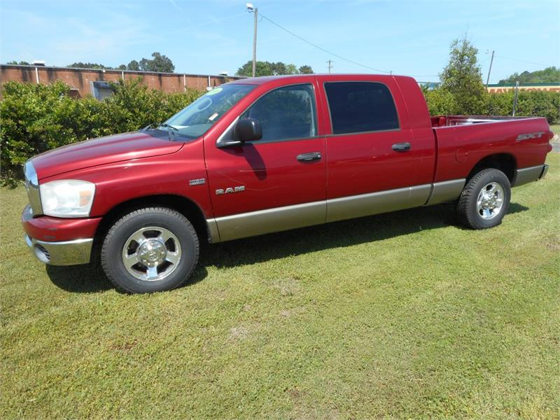2008 DODGE RAM 1500 for sale by dealer