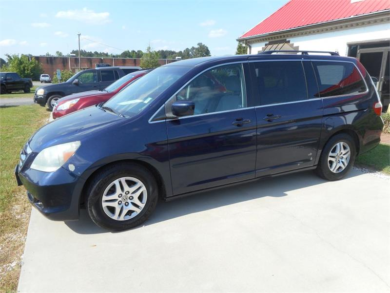 2007 HONDA ODYSSEY EX for sale by dealer
