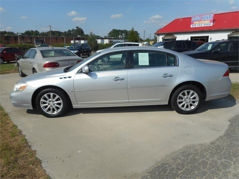 2010 BUICK LUCERNE CXL for sale by dealer