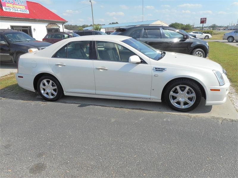 2008 CADILLAC STS for sale by dealer