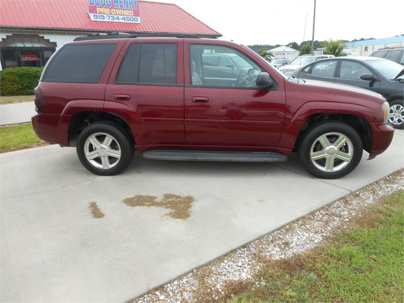2007 CHEVROLET TRAILBLAZER LS for sale by dealer