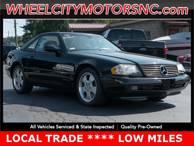 1999 Mercedes-Benz SL-Class SL 500 for sale by dealer