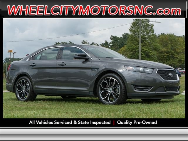 2015 FORD TAURUS SHO for sale by dealer