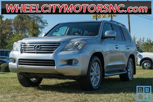 2010 LEXUS LX 570 for sale by dealer