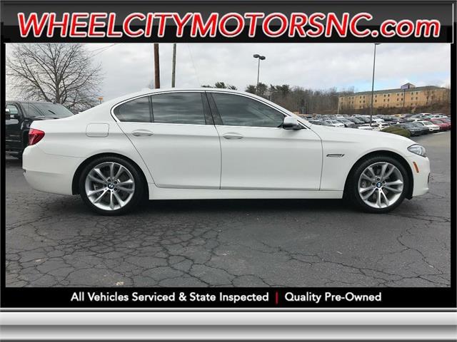 2014 BMW 535D for sale by dealer