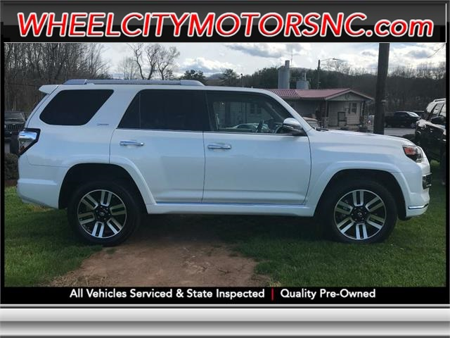 2016 TOYOTA 4RUNNER LIMITED Asheville NC