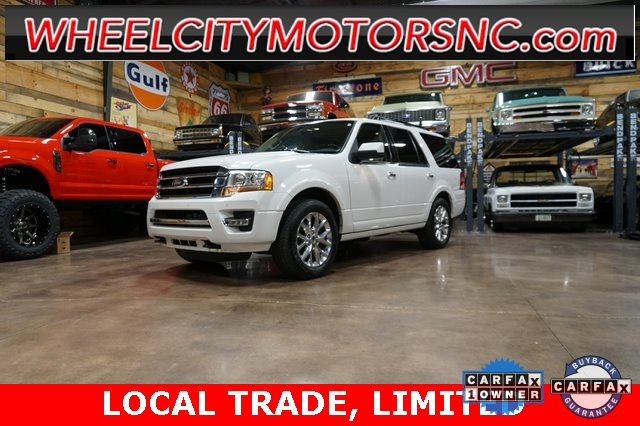 2015 FORD EXPEDITION LTD EcoBoost Asheville NC