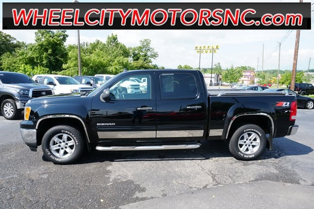 2010 GMC SIERRA K1500 SLE for sale by dealer
