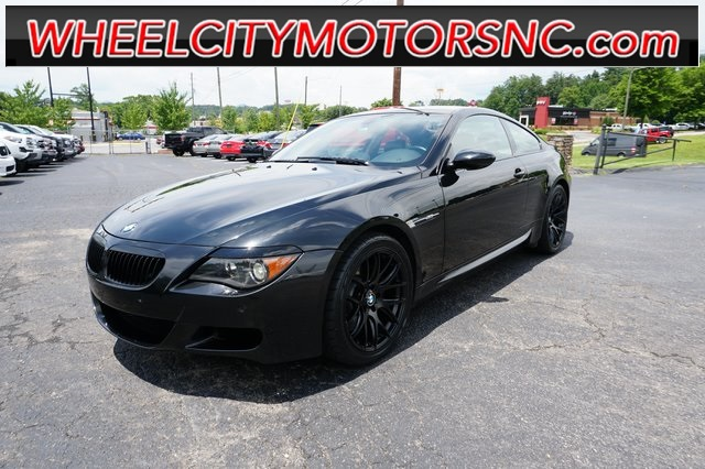 2007 BMW M6 Base Asheville NC