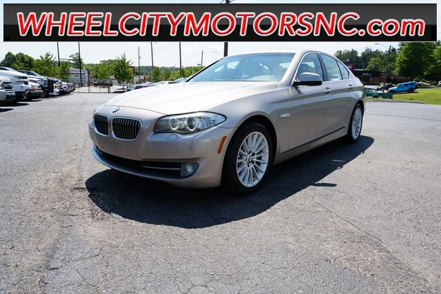 2012 BMW 5 Series 535i Asheville NC